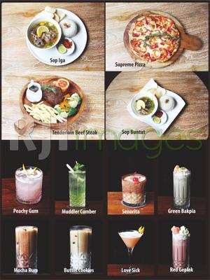 Aneka Menu Eskala Eatery Bar & Cofee