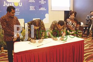 "BTN Gandeng Sapphire Grup Gelar Program ""Just 4 U""#2"