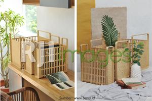 Dekorasi yang Bikin Betah Beraktivitas di Rumah#3