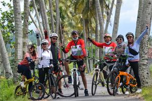 Gowes Nanggulan Sehat Seduluran#4
