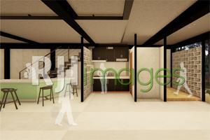 Inspirasi Pra Desain, Cokro Office Bangunjiwo#3