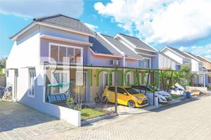Kawasan Griya Purwo Indah, rumah tipe 45 dan 54 (hook)