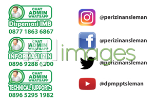 Layanan Online DPMPPT Sleman