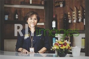 Linda Permatasari, Vice President PT. Bank Mandiri (Persero)Tbk.  Area Yogyakart