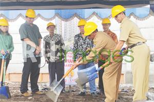 Peletakan Batu Pertama Tower Prambanan, Jogja Landmark Apartment#4