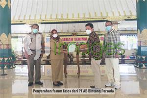 Penyerahan Fasum dan Fasos#3