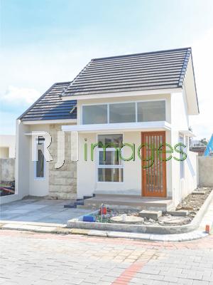 Progress rumah tipe 36, Mukti Banguntapan 2 Residence
