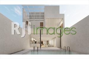 Renovasi Rumah Tinggal Konsep 1 Lantai Menjadi 2 Lantai#5