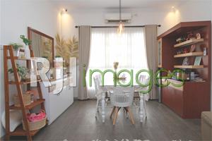 Ruang makan dengan mini pantry