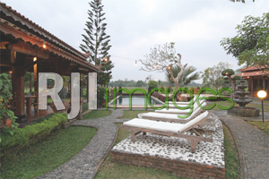 Rumah Dharma Villas Borobudur