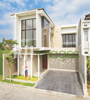 Show unit rumah tipe 145, Astha Gading Living Solo