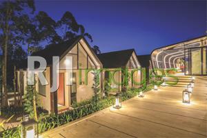 Sunsetfalls Gardens & Resort Sensasi Hakiki, Panorama Senja Tiada Tara