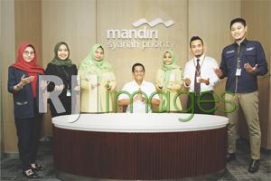 Tim Marketing KPR Bank Syariah Mandiri Kantor Area Yogyakarta