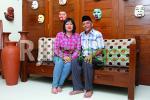 Broto Cahyono dan Istri
