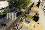 Desain Inspiratif Ruko Cafe Viar Kharisma#5