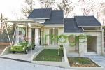 Progress pembangunan kawasan Jingga Residence