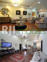 Ruang Tamu dan Living Room lt 2